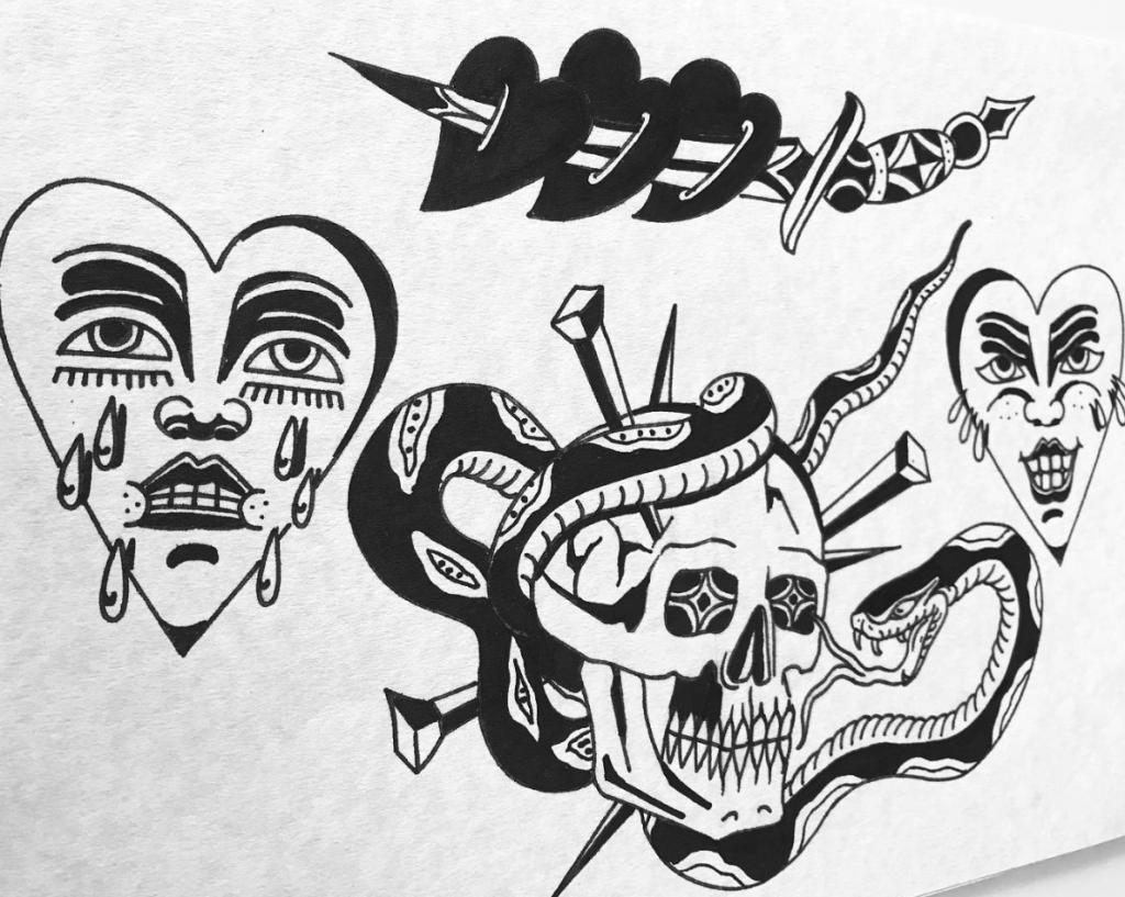 Saint Tattoo Parlour Southampton